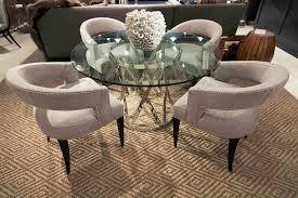 bernhardt round dining table gustav round dining table bernhardt interiors luxe home philadelphia