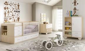 chambre compl te b b avec lit volutif chambre bebe gris marron famille et bébé