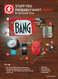 Outdoor Tech Print Ads Outdoor Tech U2014 Benjamin Dodd