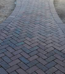 Red Brick Patio Pavers by Ideas Interesting Material Driveway Pavers Lowes U2014 Rebecca