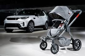 land rover bougie baby land rover shows off u0027all terrain u0027 stroller roadshow