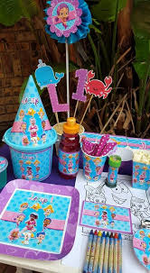 Bubble Guppies Birthday Decorations Bubble Guppies Party Supplies