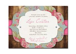rustic bridal shower invitations rustic bridal shower invitation baby shower rustic