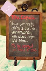 wedding time capsule checklist bridal expo chicago milwaukee