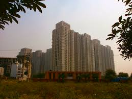 dlf park place 3bhk residential apartments 1983 sqft in resale at