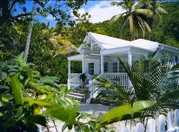 Beach Cottage Rental Gibney Beach Cottage 1 Bedroom Beachfront Luxury St John Rental