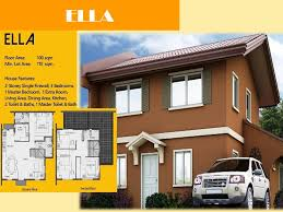 ella house model camella homes iloilo