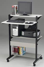 Adjustable Computer Desks Mayline Furniture 8432so Buy Mayline Soho Adjustable Computer Tower