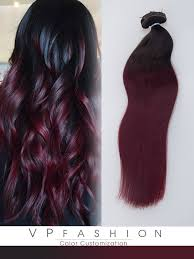 ombre extensions farbenfrohe extensions de vpfashion