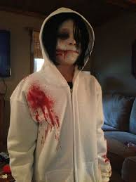 Jeff Killer Halloween Costume Diy