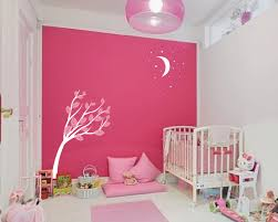 Tree Decals For Walls Nursery by Large Wall Tree Nursery Decal Moon Stars Night Sky 1138
