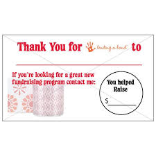 thank you postcards friendship vistaprint ca thank you cards together with