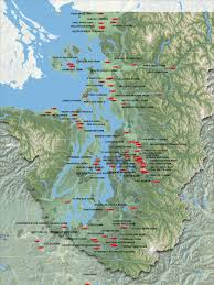 Sound Map Puget Sound By Velda Mulierchile