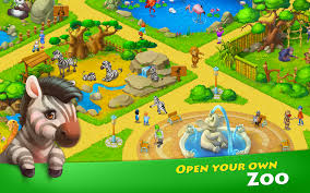 Bored At Home Create Your Own Zoo Township Android Apps On Google Play