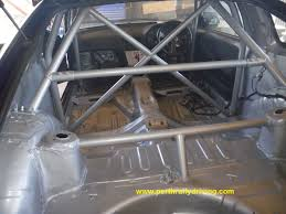 rally car build interior works part 1