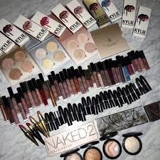 Makeup Artist Collection Best 25 Makeup Collection Ideas On Pinterest Makeup Collection