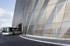 stuttgart architektur stuttgart airport busterminal wulf architekten archdaily