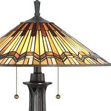 tiffany kitchen lights modern floor l mission style table l base craftsman ls