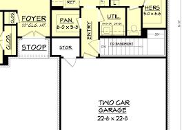 clear creek house plan u2013 house plan zone