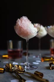 rosé granita with vanilla bean ice cream ice cream recipes 39