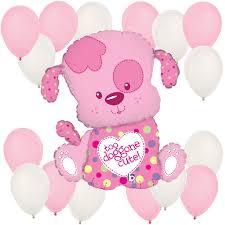 puppy birthday party balloon kit bigdotofhappiness com