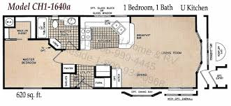 one bedroom mobile homes house living room design