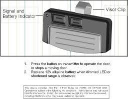 battery operated garage door opener 303xptx d remote for garage door opener user manual guardian
