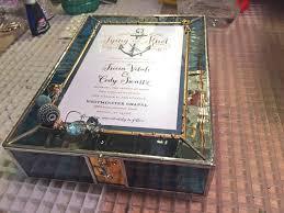 Wedding Invitations Box Wedding Invitation Box U2013 Artist Anna Harding