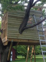 pirate hideout treehouse 9 steps with pictures