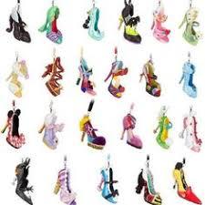 disney shoe ornament maleficent disney runway shoe ornaments