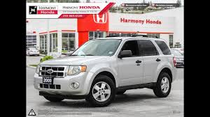 ford escape grey 2009 ford escape xlt harmony honda grey 17746b kelowna bc