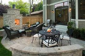 Patio Designs For Small Backyard Best Small Backyard Patio Design Ideas Patio Designs For