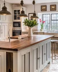 kitchen island farm table for the light fixtures farmhouse kitchen with shiplap plank