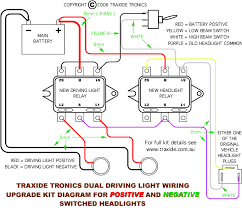 1997 pajero wiring of relay for spotlights exploroz forum