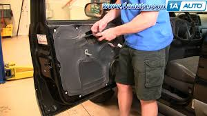 ford focus door handle parts how to install replace front inside door handle ford escape 01 07