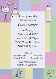 baby shower invitation wording baby shower images