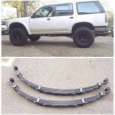 ford explorer 1991 00 rear lift springs 04