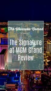 best 25 signature at mgm ideas on pinterest mgm grand signature