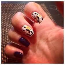 mosaic manicure from diva nails mineola ny nails pinterest