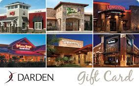 darden gift card discount ba 200 study starbucks vs darden restaurants seelio
