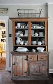 The Styling Hutch How To Decorate The Top Of A Cabinet And How Not To U2014 Designed