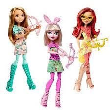 Ever After High Dolls Where To Buy Ever After High Archery Club Dolls Gift Set Frt50 Mattel Shop