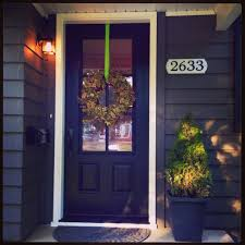 front doors for homes with glass black 3 4 glass front door house pinterest glass front door