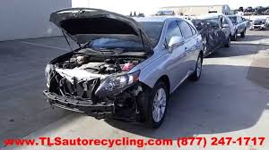 lexus suv 2010 sale 2010 lexus rx450h parts for sale save up to 60 youtube