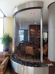 modern indoor water feature design decorating amazing contemporary