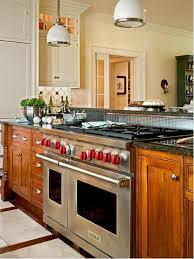 kitchen island stove houzz
