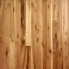 unfinished hickory character rustic grade wide plank