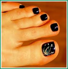 the 25 best black toe nails ideas on pinterest black pedicure