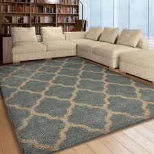orian rugs soft shag trellis pasture area rug walmart com