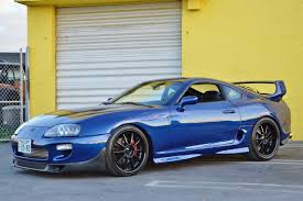 custom toyota supra twin turbo 1995 toyota supra 2jz twin turbo slick top real muscle exotic